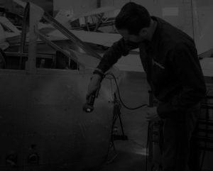 scanning fuselage reverse engineering